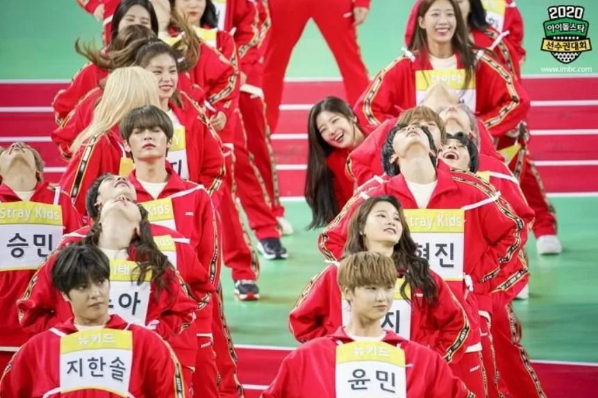 T-ara李居丽回忆《偶像运动会》:恋爱中的爱豆,有如下几个特征