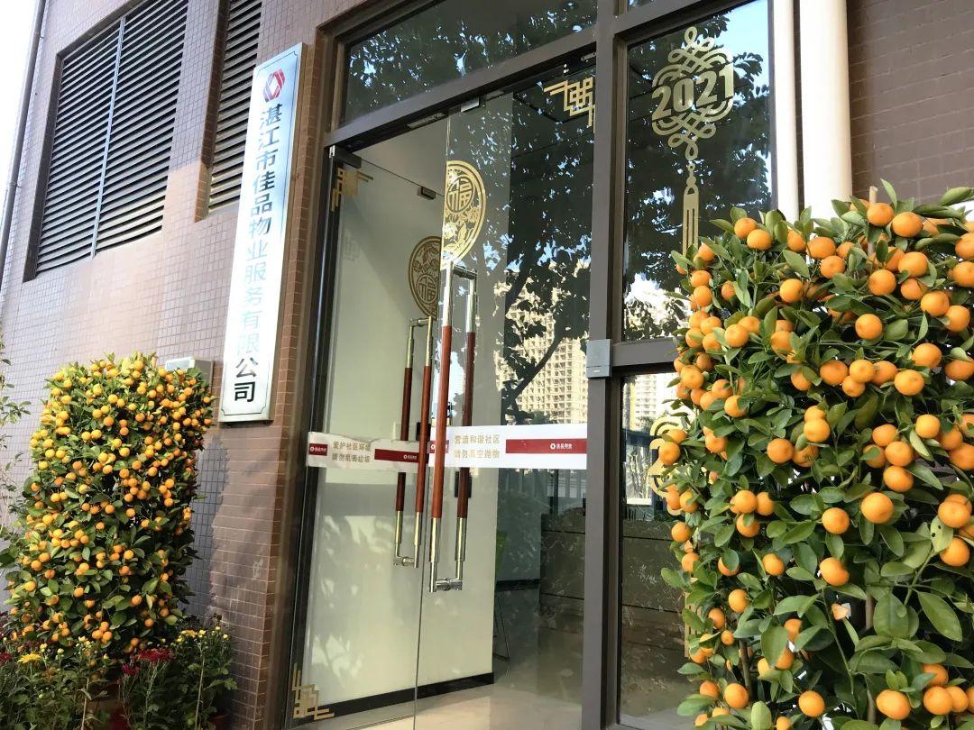 市领导率队莅临新澳城市花园开展节前安全及防疫检查工作