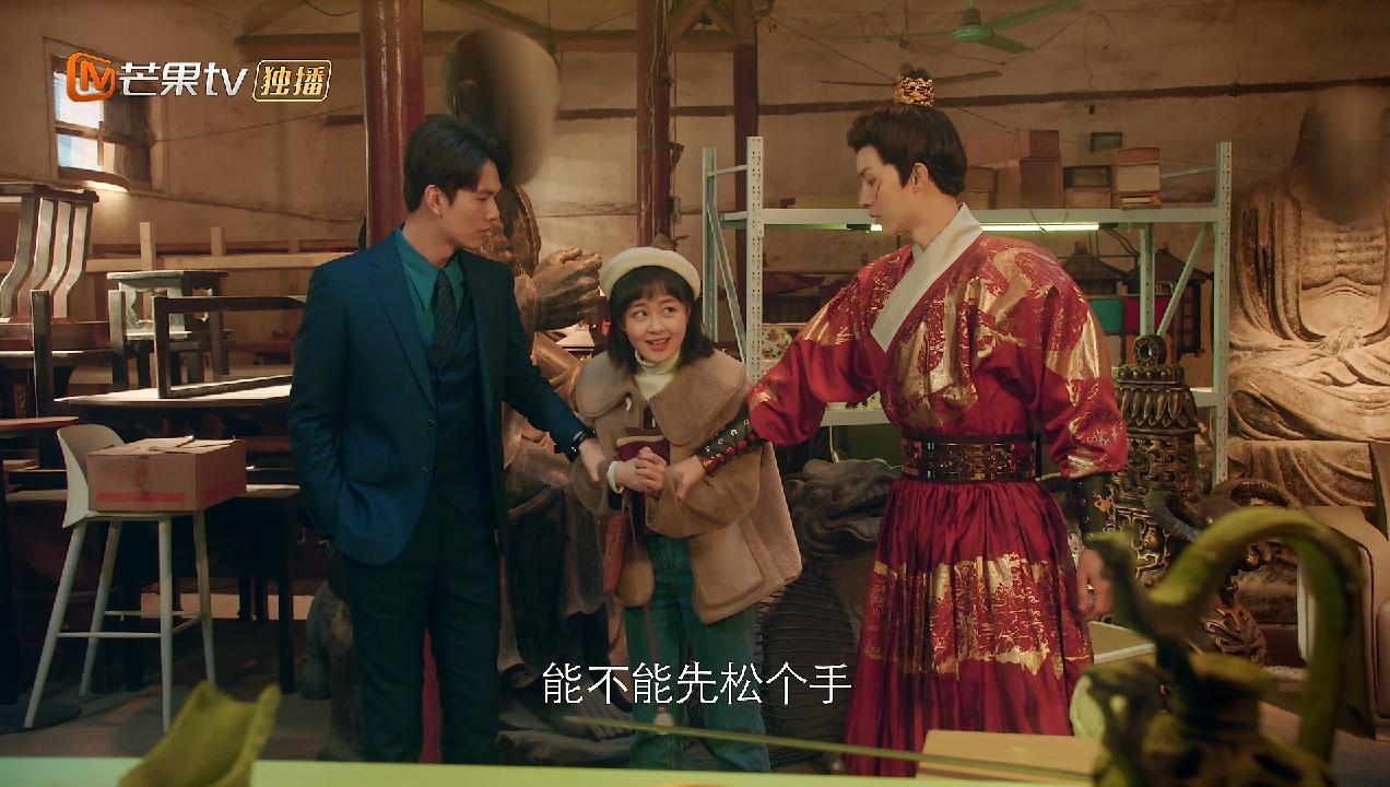 小众甜宠短剧,女主遇到古代陛下和霸总老板,哪一位是真爱?