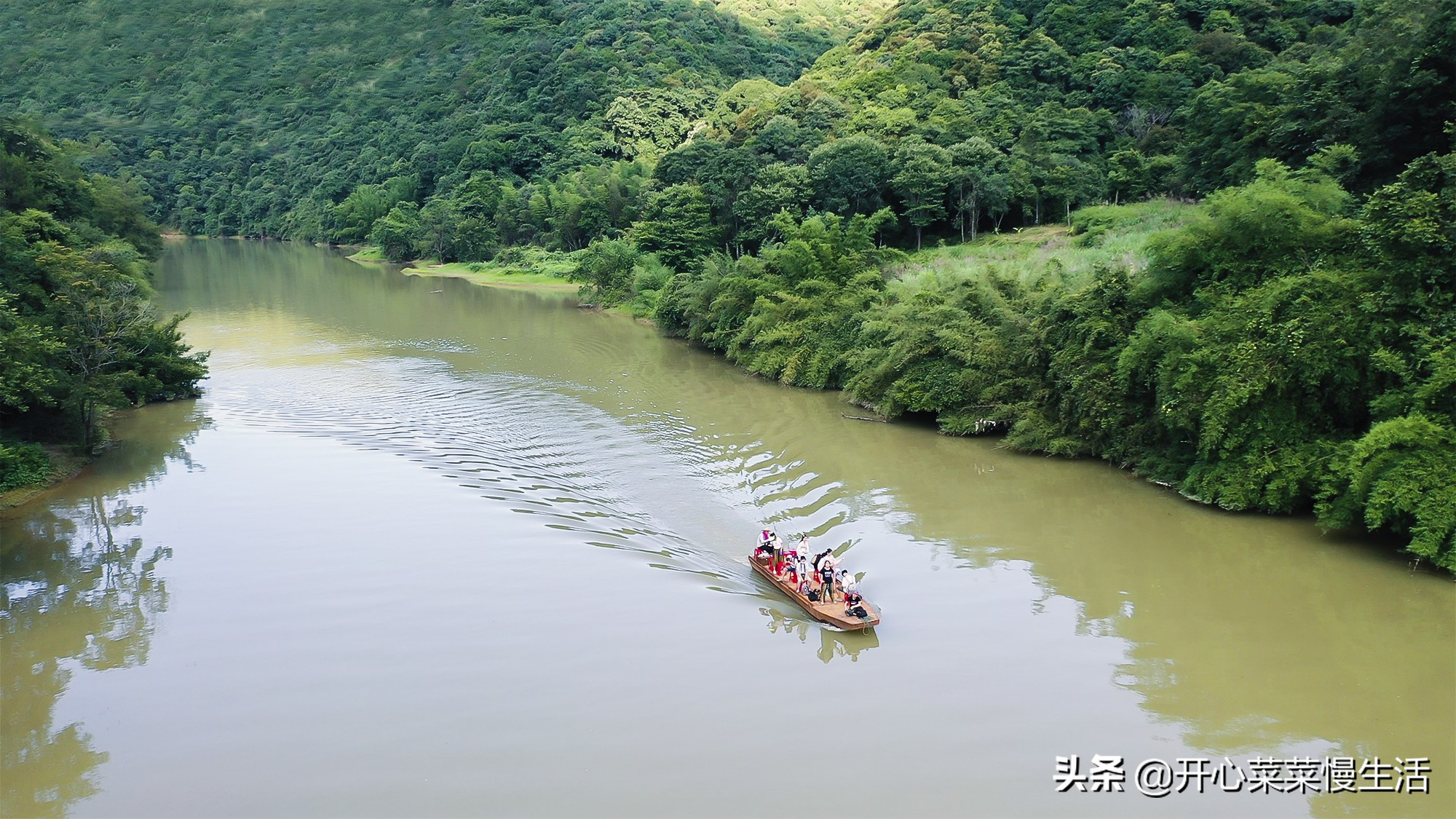 江西省赣州市全南县,虽是一座小小县城,却能让广东人羡慕又嫉妒