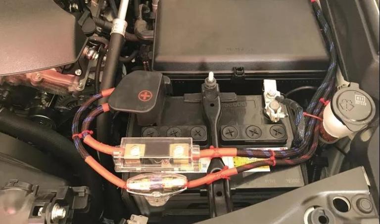 汽车音响改装从入门到精通(第十八课):汽车音响安装功放调试