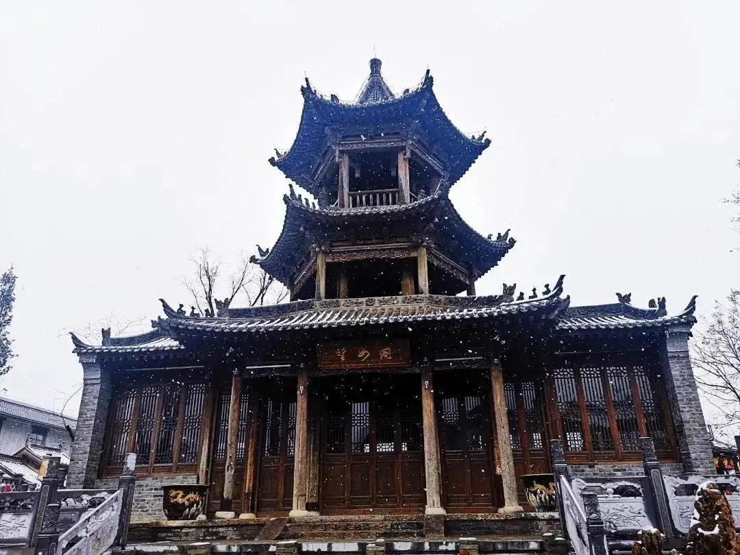 任何一张都可做壁纸!陕西各地雪景大集合,你觉得哪里雪景最美?