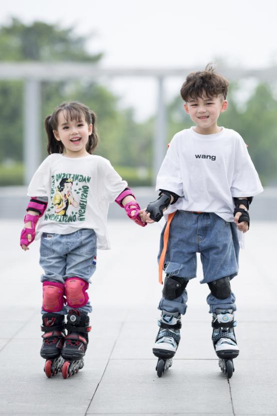 Solex轮滑鞋,让孩子享受户外运动的快乐