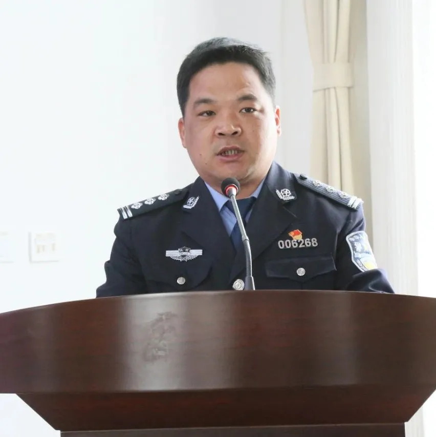 合阳县公安局召开2021年治安工作会(图)