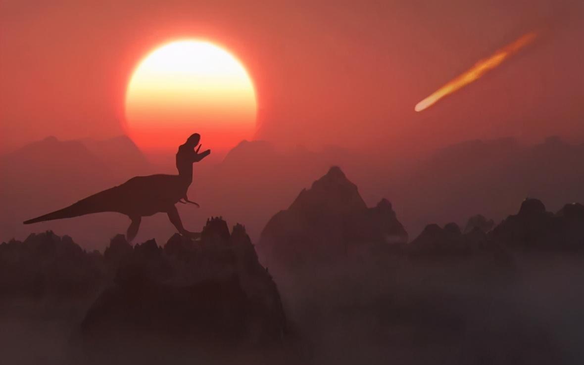 殺死恐龍的不是隕石,而是彈片