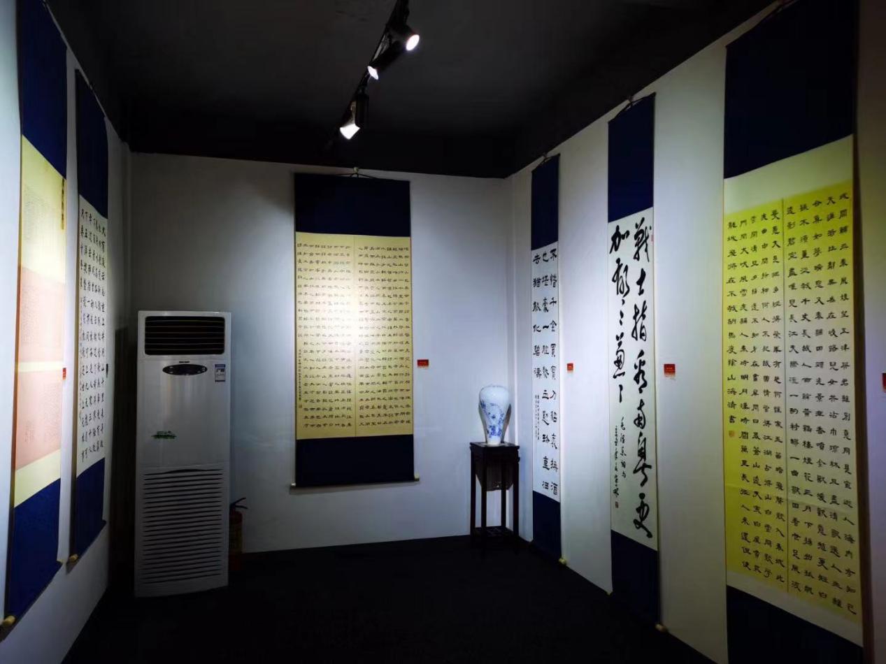 九月的歌—–中山市三乡镇优秀书画作品展在成荣美术馆开幕插图(11)