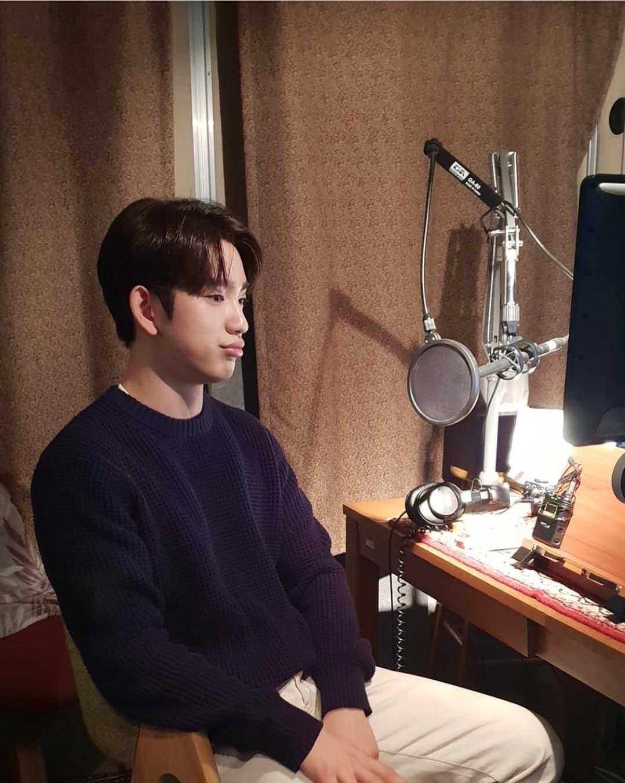 GOT7珍荣公布新经纪公司!再成Wonder Girls同门