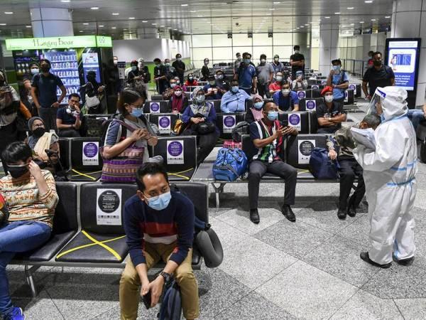 入境马来西亚的最新消息