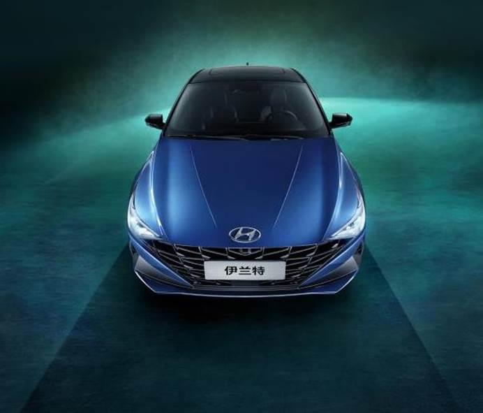 全新现代伊兰特将于北京车展开启预售