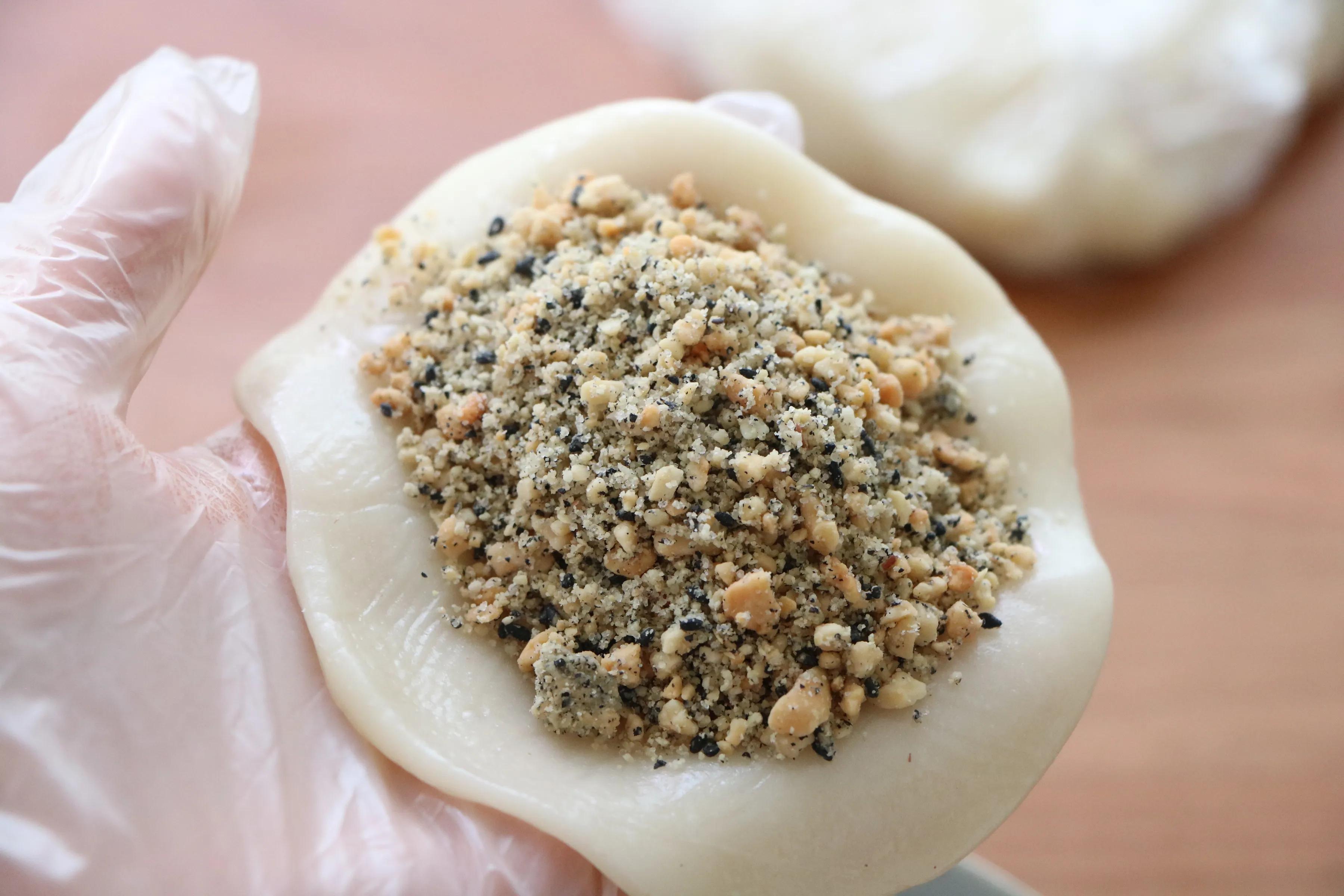 糯米粉這樣做,比湯圓簡單又好吃,還能當甜點,美味營養兩不誤!