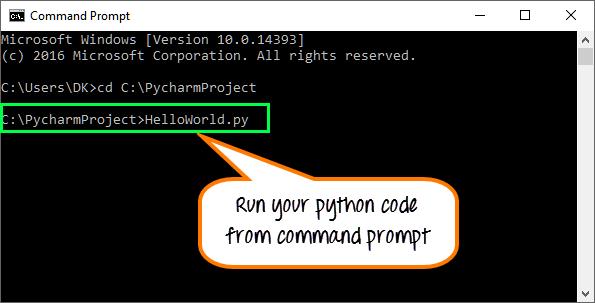 DAY1-step2创建您的第一个Python程序Hello World