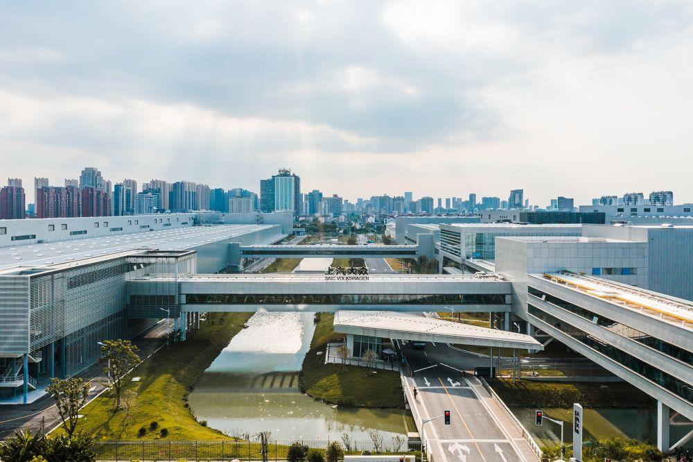 上汽大众新能源车厂投产 年产能30万台