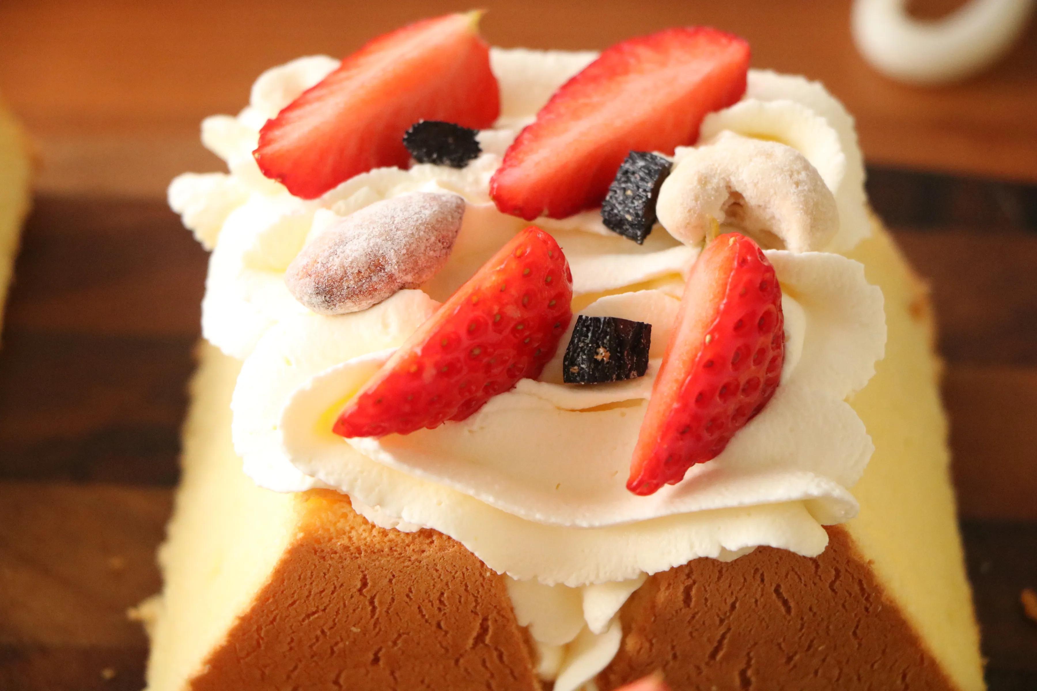 蛋糕別出去買,學會它孩子再也不去外面買了,棉花般柔軟入口即化