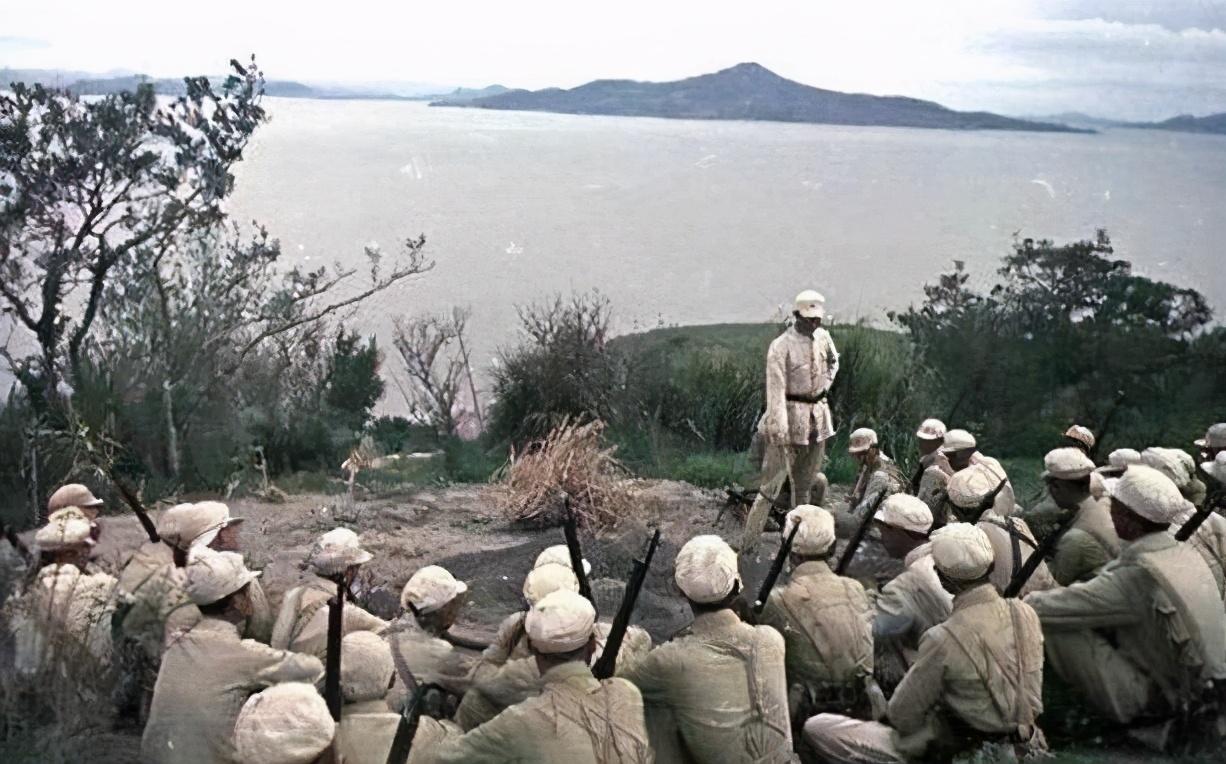 林则徐的侄孙想当海军司令,不听刘伯承劝,见了毛主席,心悦诚服
