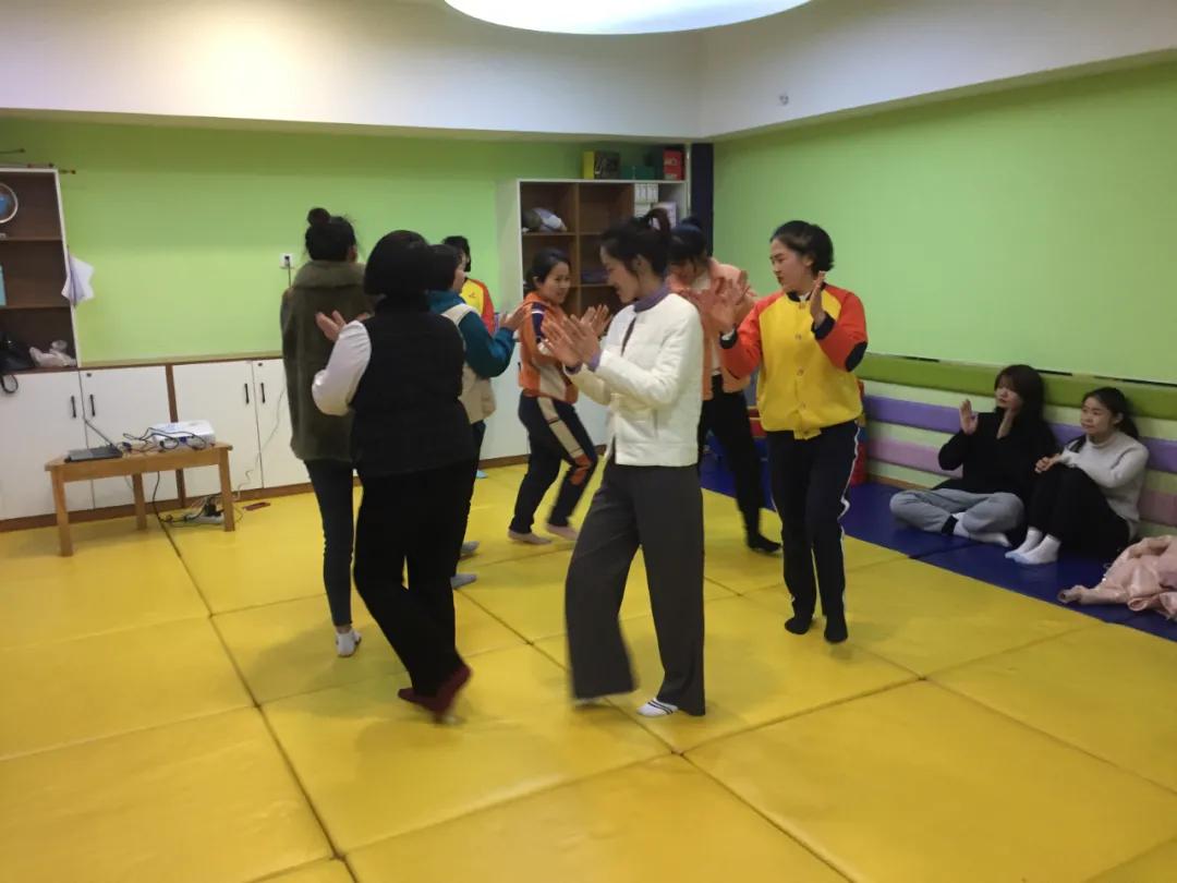 扶沟-汇爱贝思藤国际早教托育中心加盟伙伴岗前入职培训圆满结束