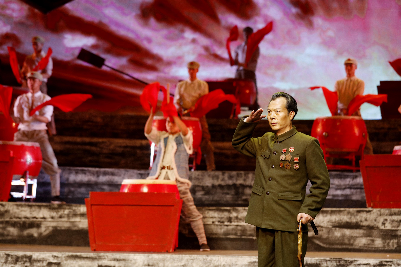 革命岁月不止炮火连天,红秀《延安 延安》带你感悟延安精神