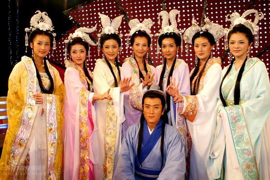 那些年我们追过的七仙女与董永的故事,全看过的应该都结婚了吧