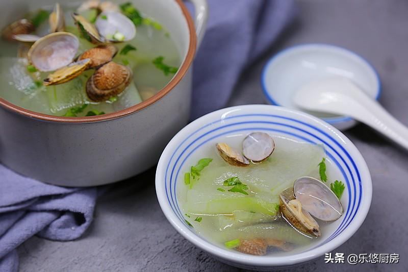 6道清爽、低热量的汤,适合减肥期间喝,饭前来一碗,慢慢瘦下来 减肥汤 第10张