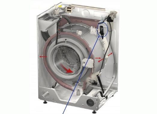 霍尔传感器在洗衣机滚筒位置检测中的应用