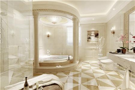 衛生間用什么瓷磚適合?什么顏色好?