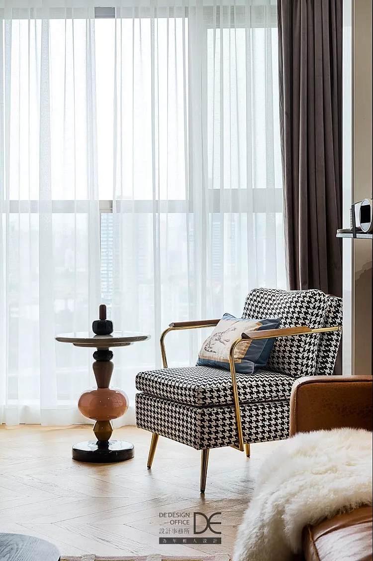 重庆女主的80㎡精致生活,一室一厅装出复古豪宅范,令人赏心悦目
