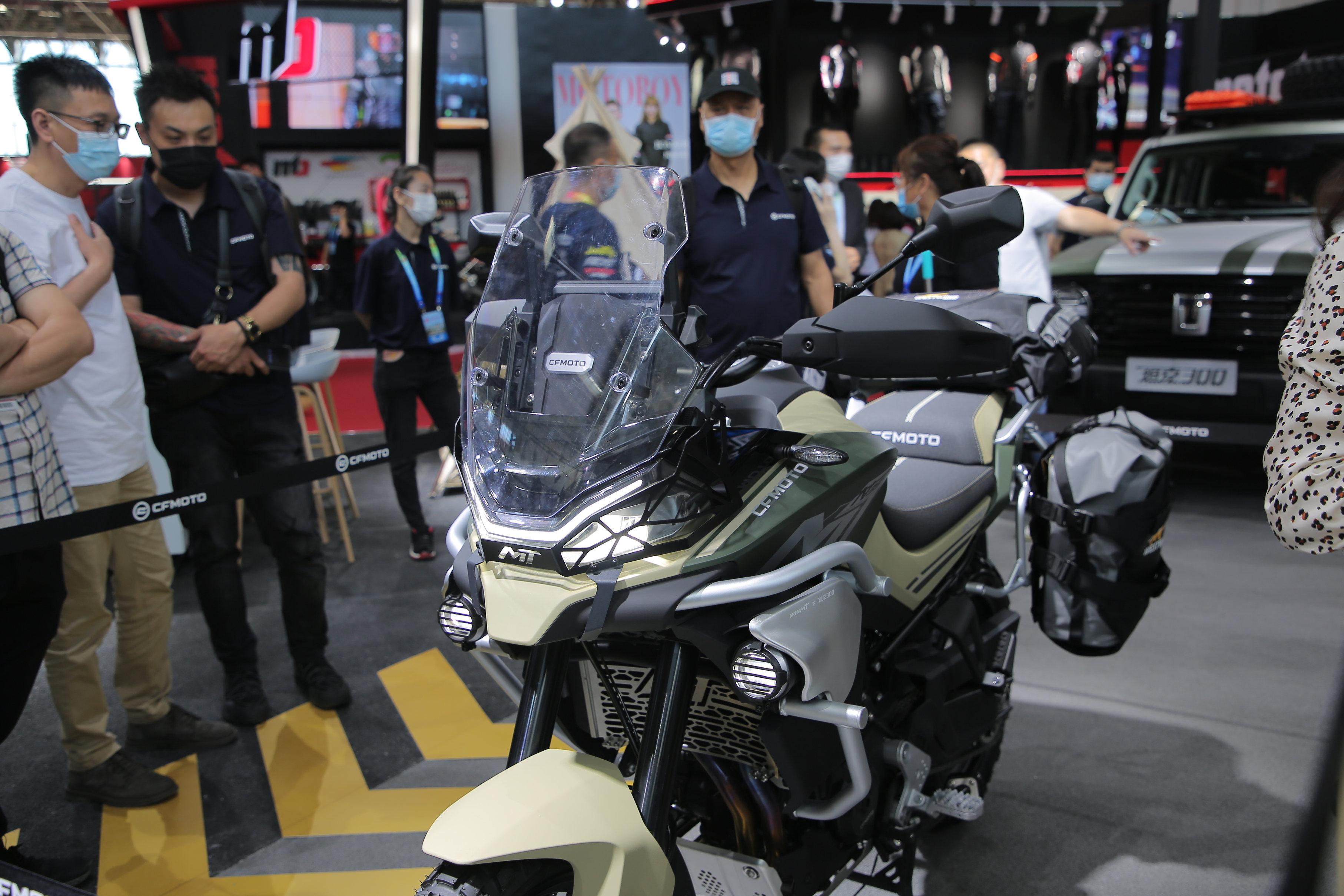 國產、進口大排拉力混戰,降價后的KTM790ADV競品橫評