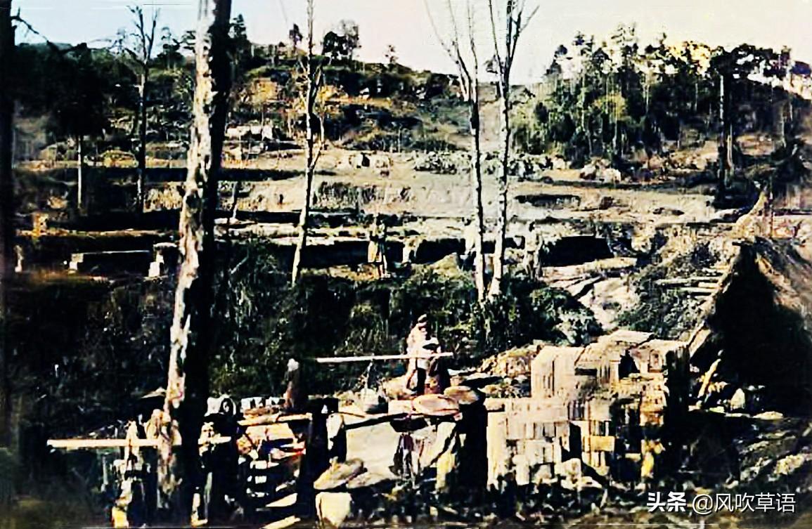清末时期的贵州贵阳,古色古香的林城记忆