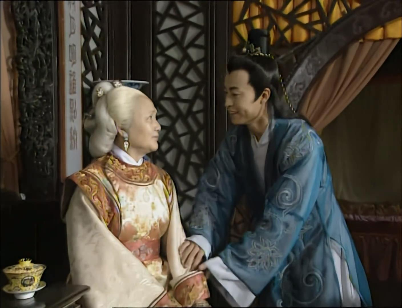 《上错花轿嫁对郎》为什么老太君将柯世昭关进金库,而不送官府?