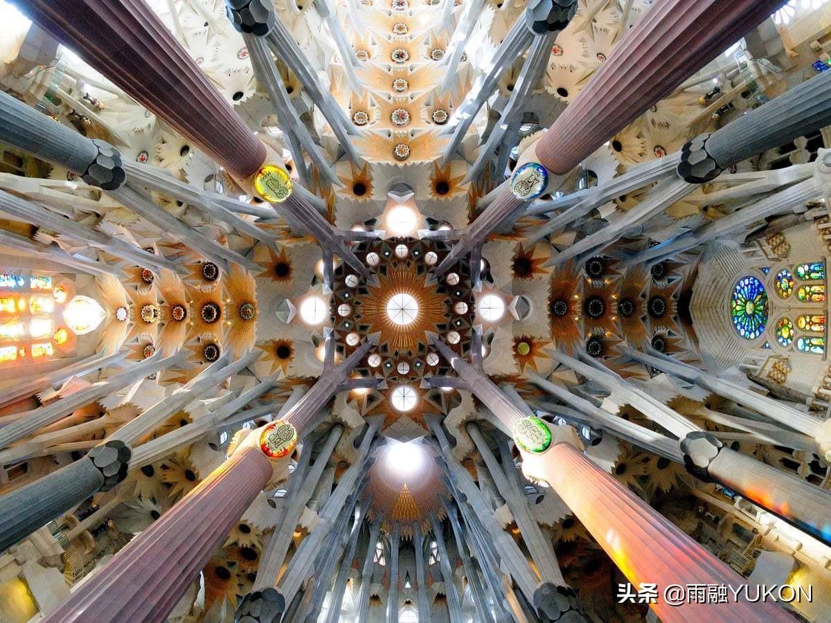 未来全球最高教堂:花139年建设却还未完工,完工可能还要近10年