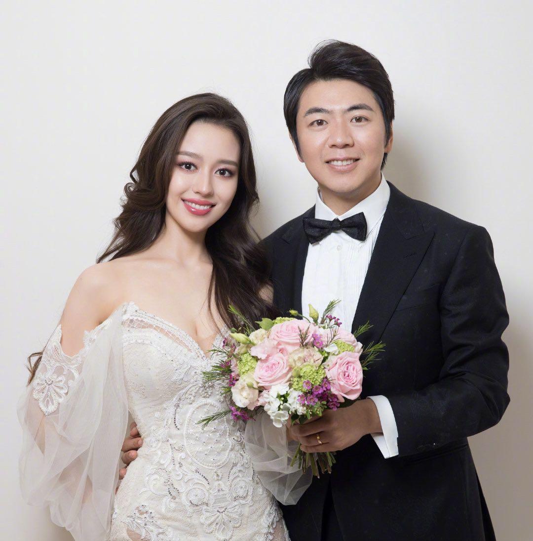 恭喜!郎朗吉娜官宣怀孕,结婚一年多升级
