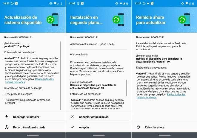 Moto G7 Plus宣布升级Android 10