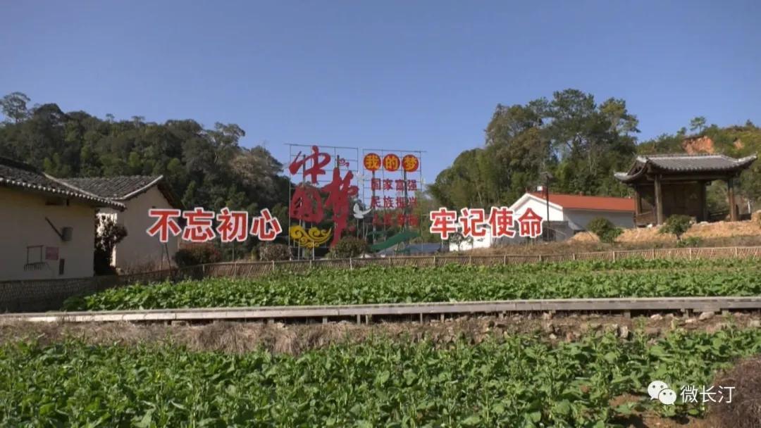 长汀县濯田镇寨头村:正月里来年味浓