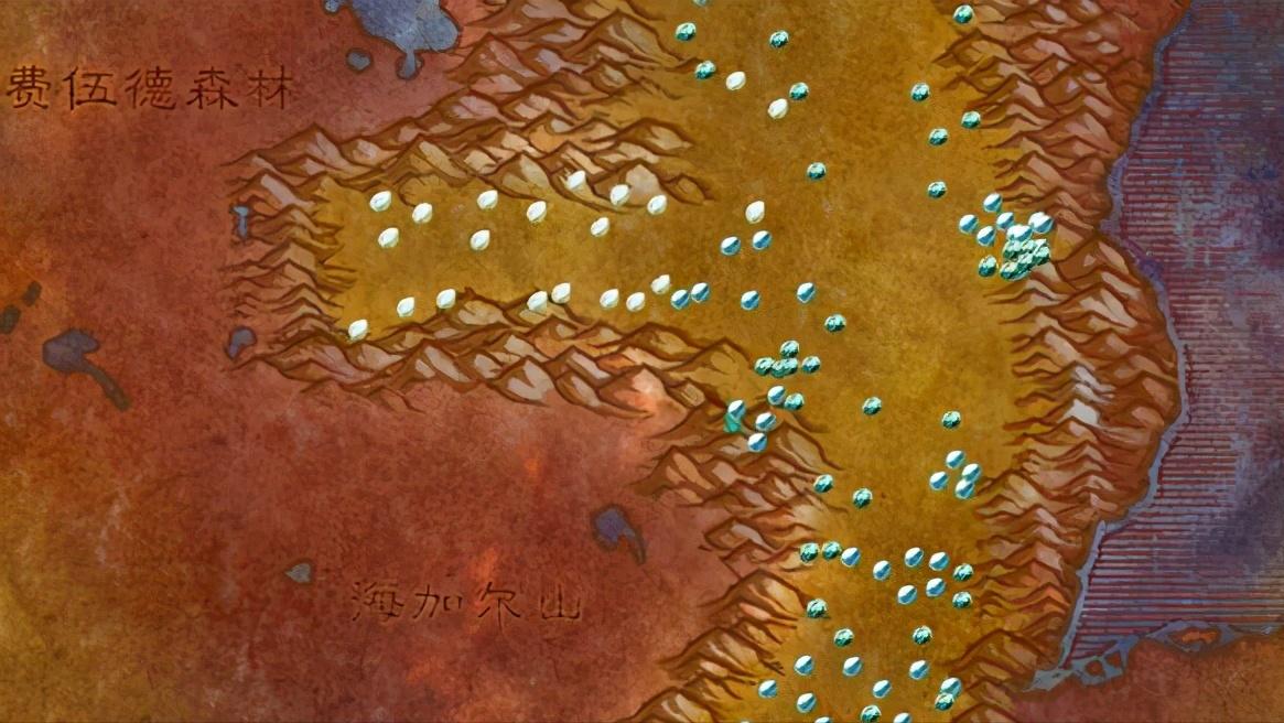 魔兽世界 燃烧的远征(TBC)练级挖矿两不耽误