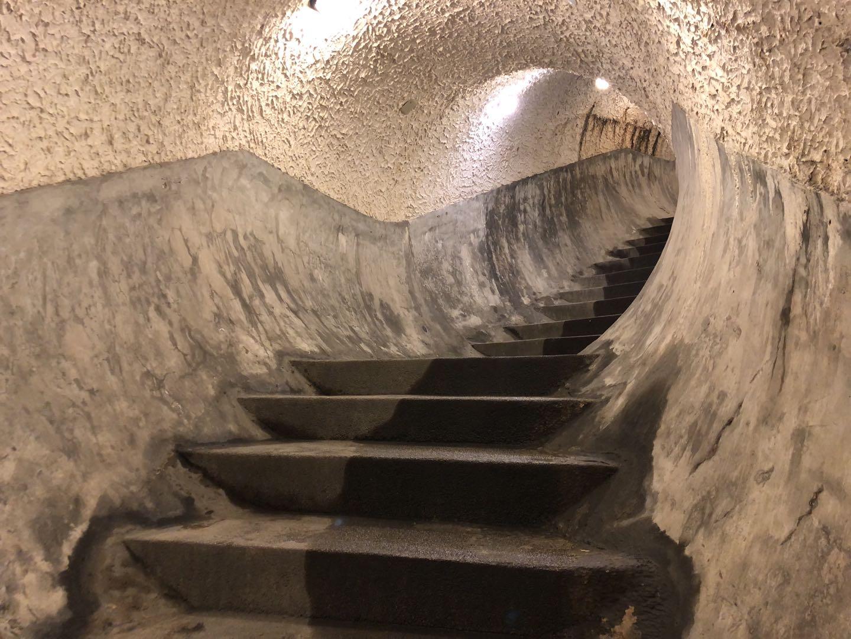 蒋介石的秘密逃生隧道,长什么样?
