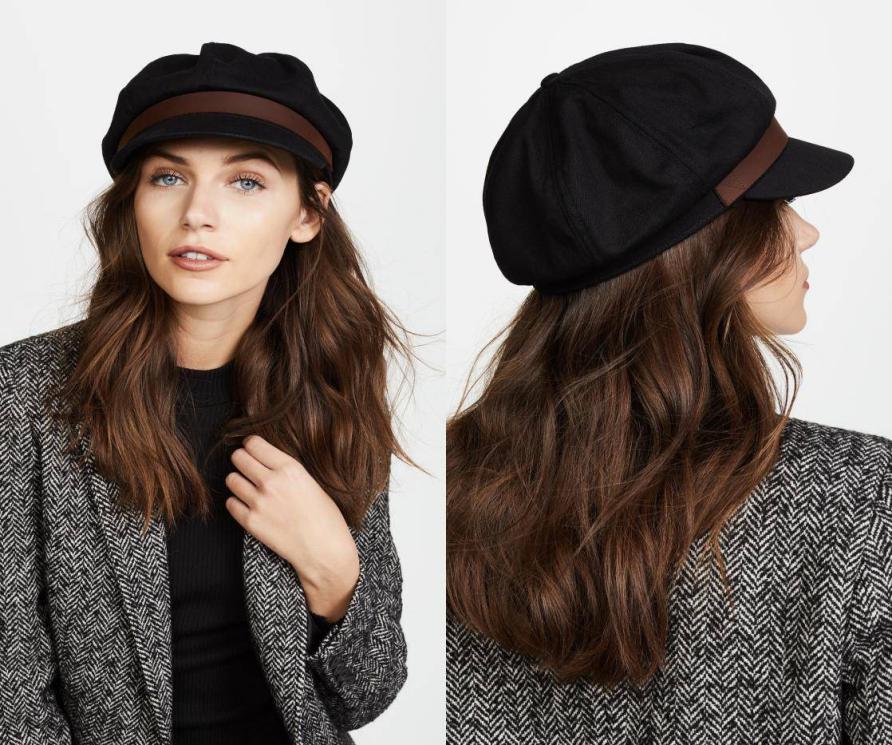 女生脸大适合戴什么帽子?脸大如何挑选帽子?这份攻略你可参考