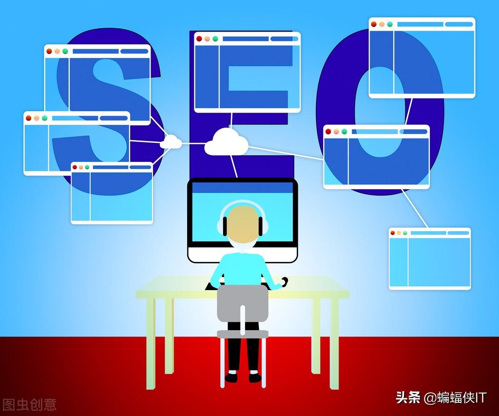 SEO网页内容优化,站内SEO4个细节