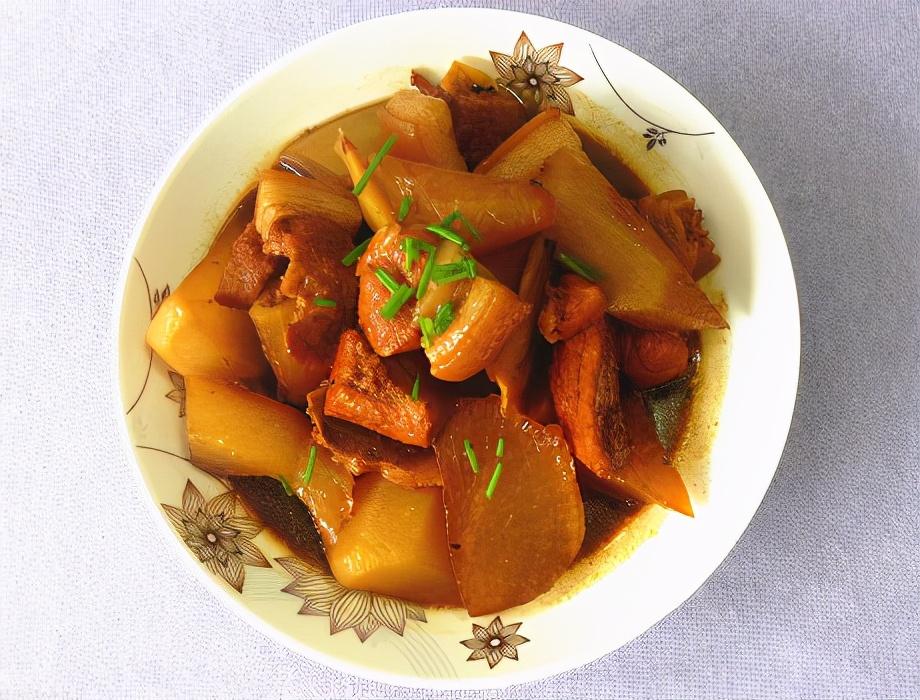 萝卜炖肉的做法步骤图 吃了都说好