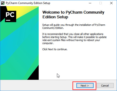 DAY1-step1如何使用Pycharm IDE在Windows上安装Python