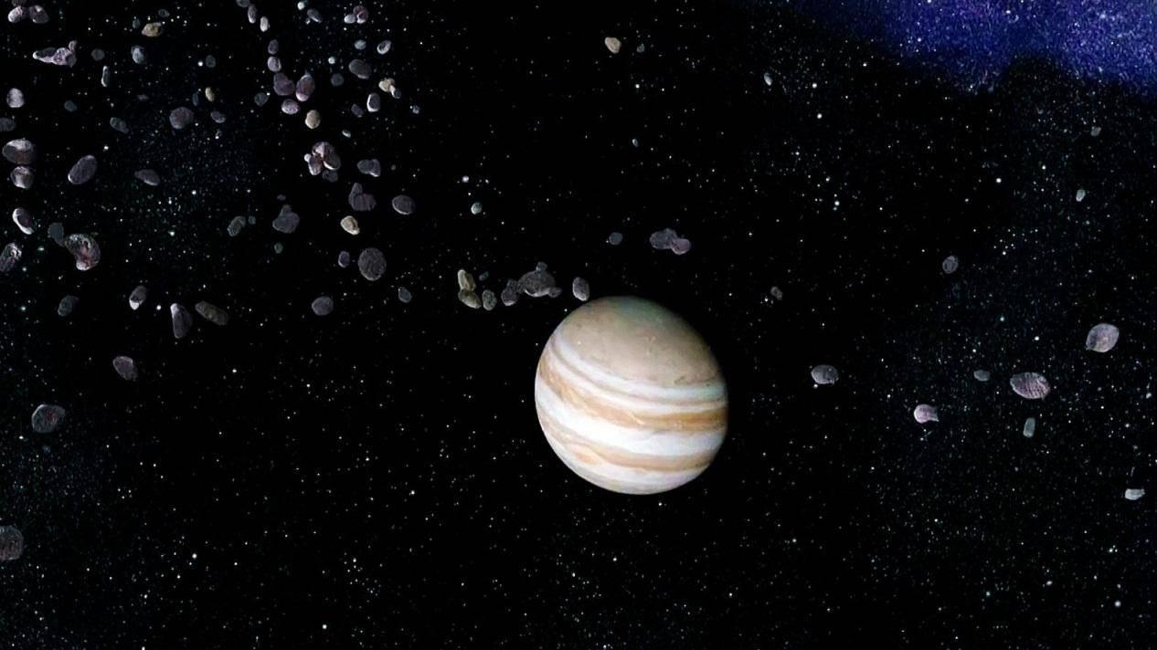 偏爱?消灭潜在危险,默默保护地球的木星