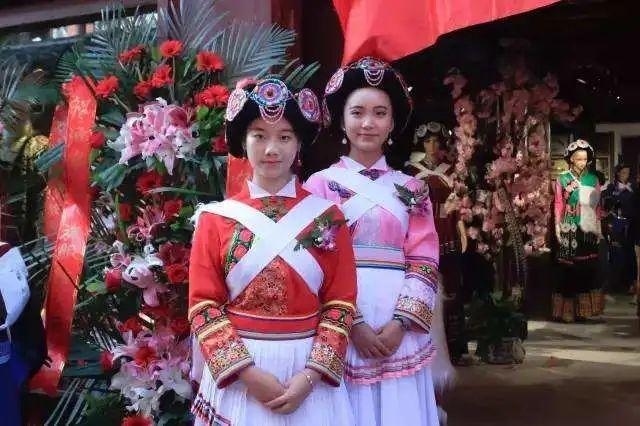 中国56个民族(二十六),纳西族