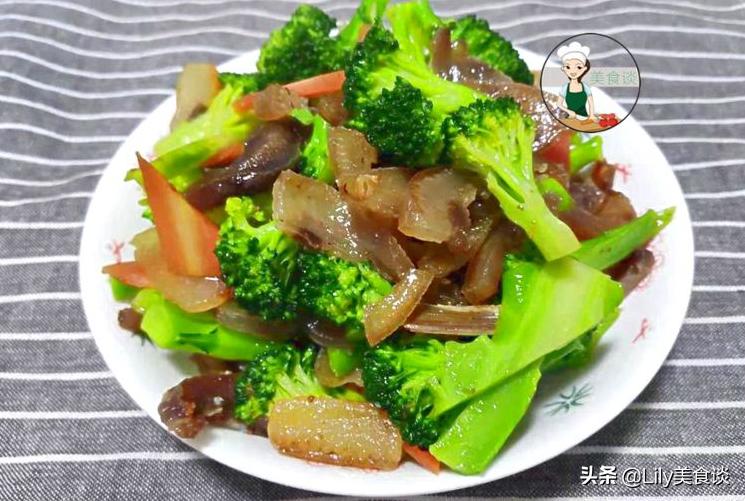 春节家宴,分享12道家常小炒菜,做法简单,开胃解腻,宴客不用愁 美食做法 第3张