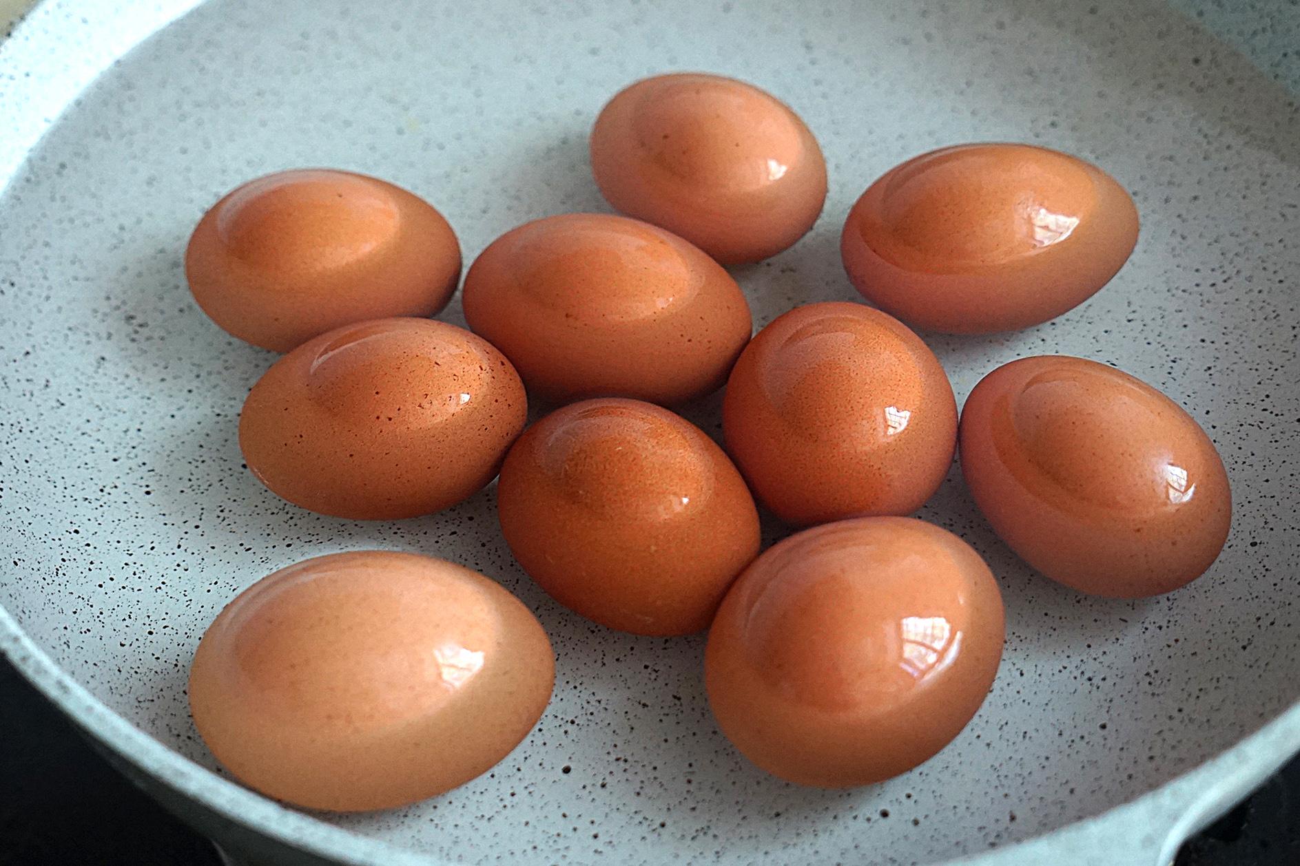 今日立夏,记得给家人煮立夏蛋,吃了热天不疰夏,顺利度过夏天 美食做法 第5张