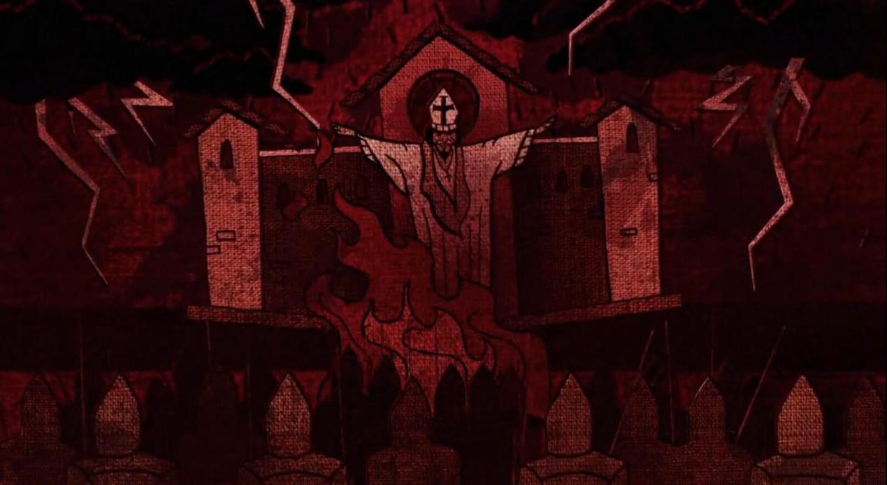 手持镰刀战亡魂,腰间十字度苍生!《但丁地狱》带你领略地狱风光