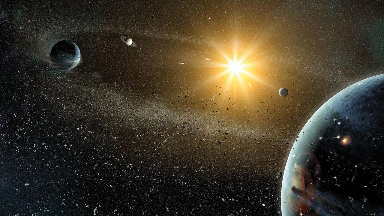 """太阳系""""高速公路"""",天体转移速度提升万倍,是航天事业重要依据"""