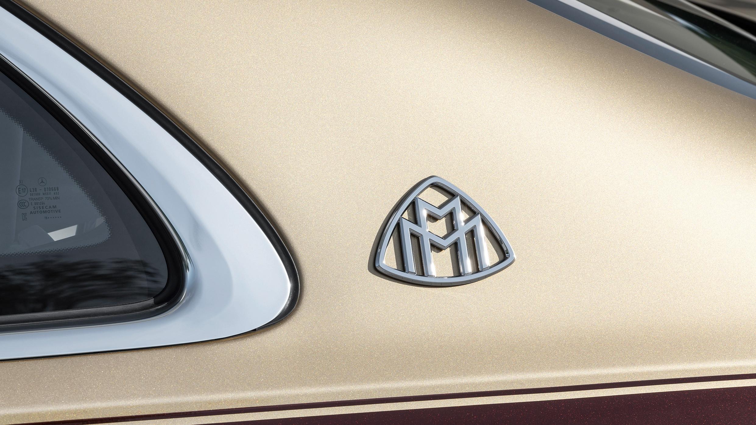 最后的V12!全新一代迈巴赫S级正式发布