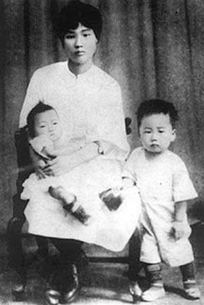 她为毛泽东生了3个儿子,宁死不离婚,死后却不能葬入毛家祖坟?
