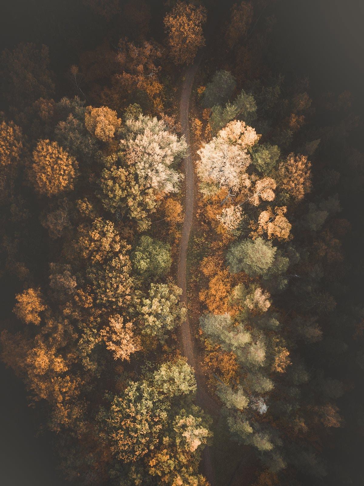 鸟瞰地球雄伟之美