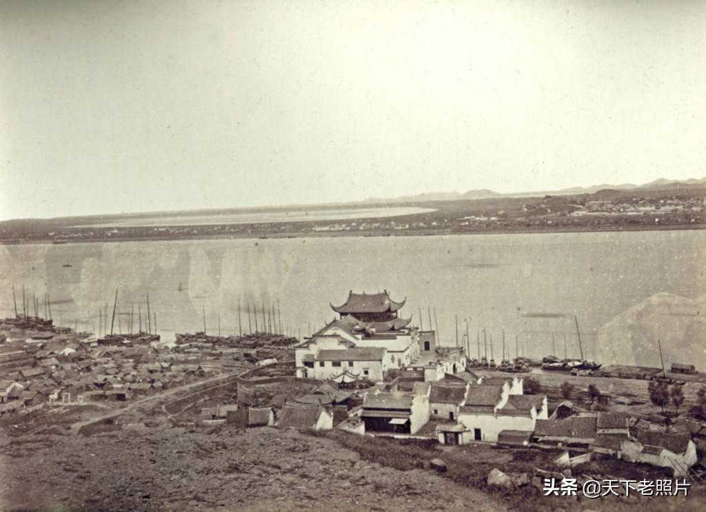 1865年武汉老照片一组 已知最早的武汉真实历史影像