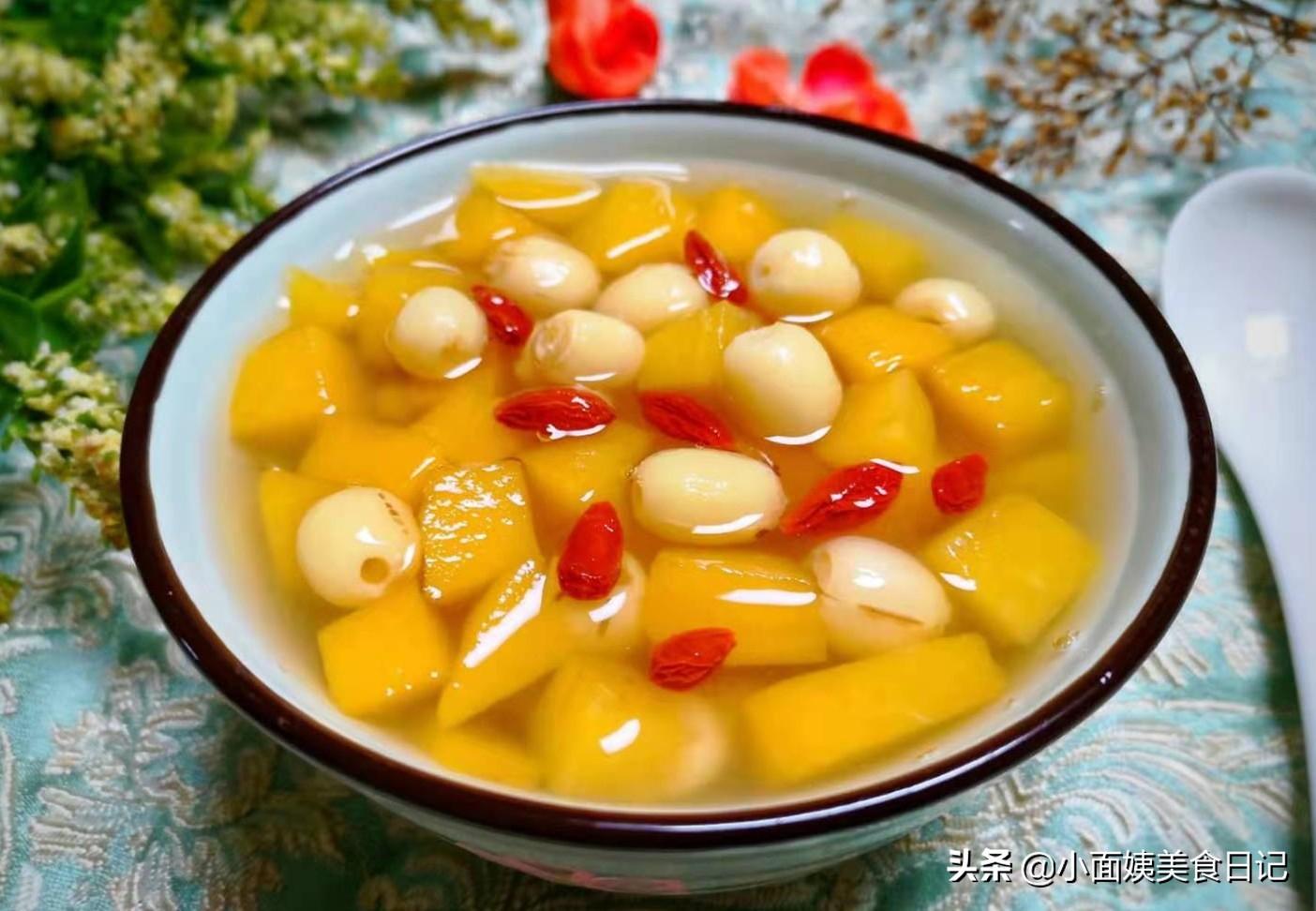 这6道汤要常喝,清甜滋润,防春燥健脾胃 食疗养生 第1张