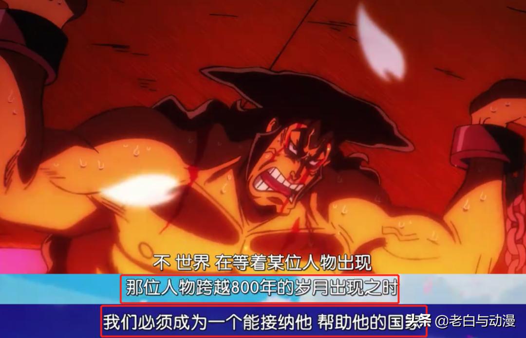 海賊王974集:御田說出開國原因,一切都為了等某個人出現